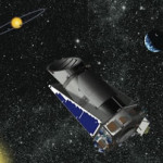 Actualización software deja al satélite Kepler offline durante 144 horas