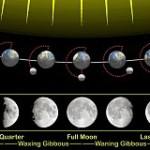 ¿Seguro que sólo vemos la mitad de la Luna? Sobre las complejidades de su órbita