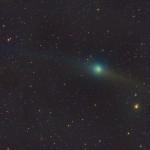 Ese cometa tiene dos colas… ¿cómo es posible?