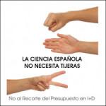 Proposición No de Ley (PNL) para apoyar financiación a la Ciencia en España