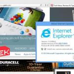Internet Explorer 11 se avergüenza de ser Internet Explorer, y eso es muy bueno