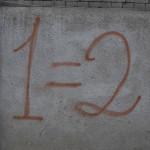 Graffitis frikis/matemáticos