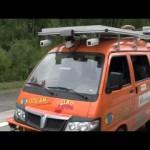 Desde Italia a China: vehículo autónomo recorre 13.000Km sin conductor
