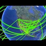 La evolución de la gripe H1N1 en un vídeo de 40 segundos
