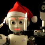 ¡Los robots del mundo os desean…!