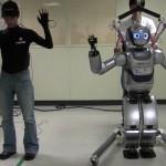 Otra manera de programar robots: enseñarle a imitar