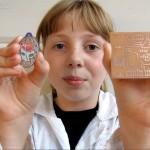 ¿A qué edad hiciste tu primera placa de circuito impreso?