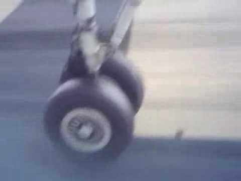 Una de física: la rueda y el suelo