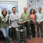 Investigadores malagueños diseñan algoritmos para mejorar el control de robots a través de Internet