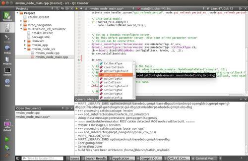 ROS_IDE_QtCreator2