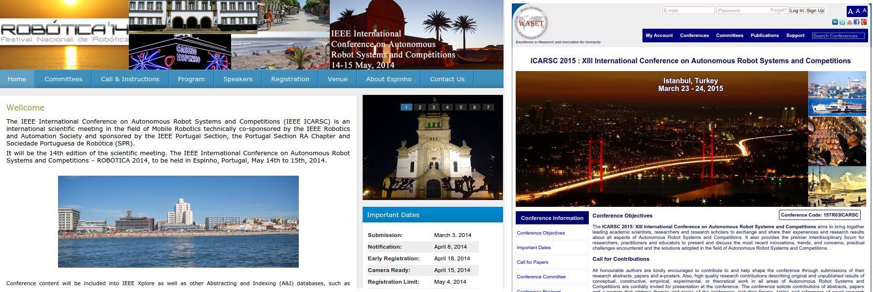Cuidado con los congresos científicos falsos de WASET.org