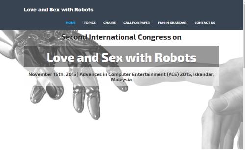 love-sex-robots