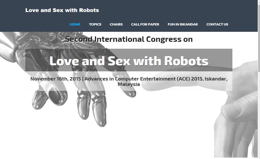 Congresos de robótica de dos rombos